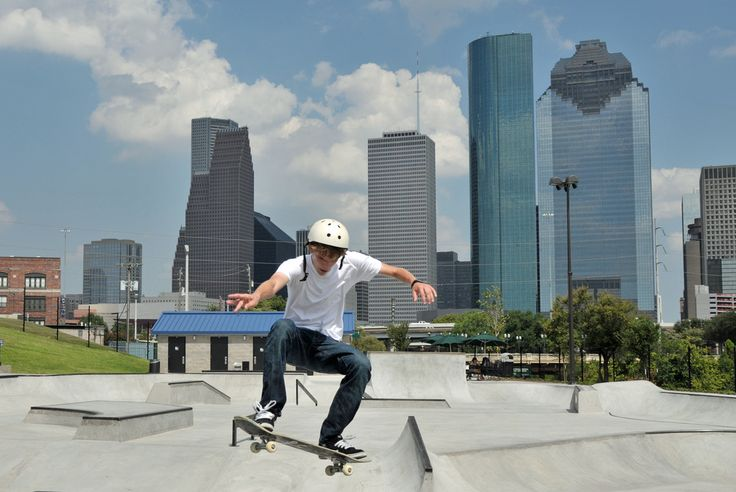 The Skater and the Skyline | by Jeff Clow