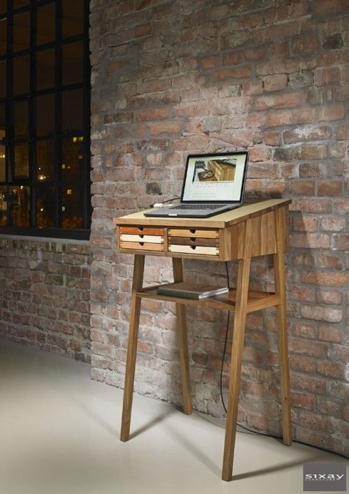 Best 25 Standing desks ideas on Pinterest Diy standing desk