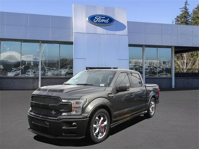 Used 2019 Ford F 150 Lariat New Gray Black Shelby Super Snake F