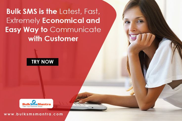 No 1 Bulk SMS Service Provider in India with 11 years of experience. Faster, reliable and secure two way SMS and SMPP Gateway. Personalised Sender ID # Call +91-9911344466 , 9911882220 # http://www.bulksmsmantra.com/