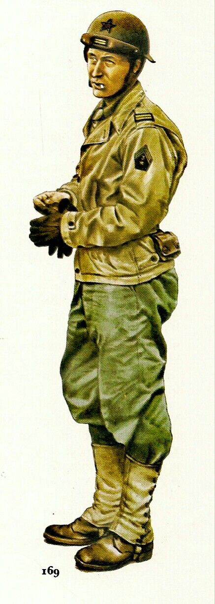 France WWII. Lieutenant, Moroccan Spahis, 1943 - pin by Paolo Marzioli