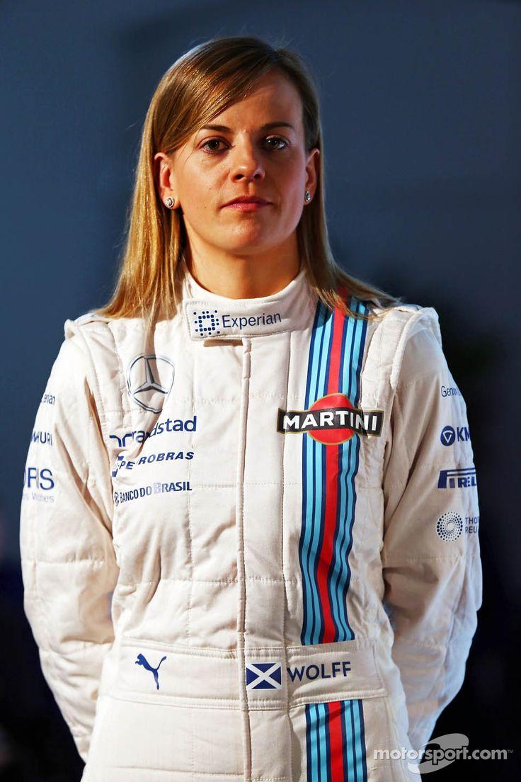 Susie Wolff, Williams Martini F1 Team
