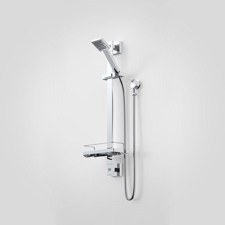 Quatro Rail Shower http://www.caroma.com.au/bathrooms/showers/quatro/quatro-rail-shower