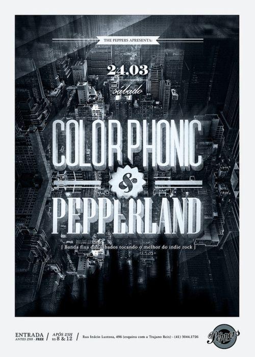 Colorphonic & Pepperland