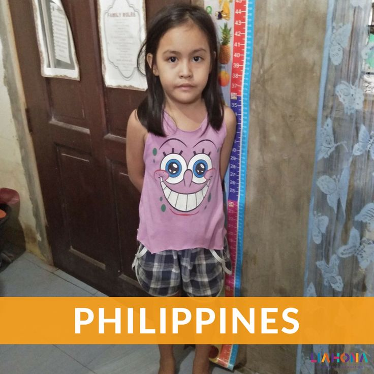 """Kalibo, Philippines - """"Quency is a recipient of Liahona Children's Foundation. When she was less than 2 years old she became a beneficiary of the program and has been for almost 2 years! Now, I'm happy to see her and wasn't able to recognize her when I saw her in a very much improved physical status. She was able to recover from malnutrition! THANKS A MILLION TO ALL WHO MAKE THIS PROGRAM POSSIBLE. I PRAY THAT YOU CAN FEEL THE WARMTH GRATITUDE OF EVERY CHILD REACHED BY THIS PROGRAM."""" - Kalibo…"""