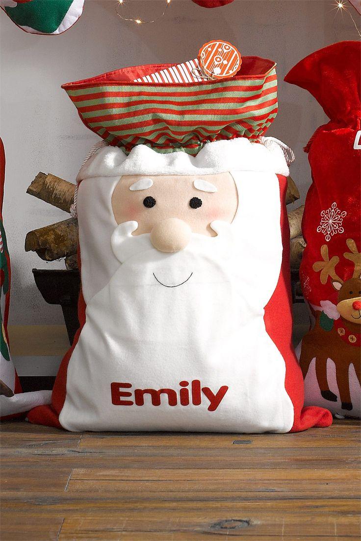For Kids - Personalised Santa Sack - EziBuy New Zealand