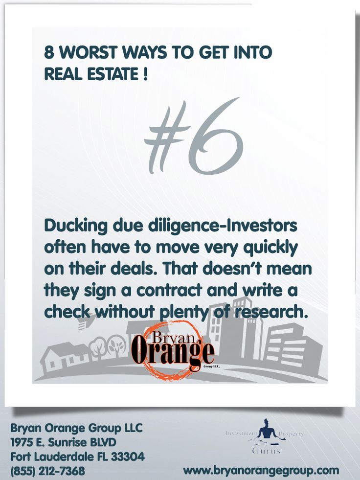 "PARTNER WANTED Real estate education is hugely important…You don't need to go at it alone. We are not a ""get rich quick"" outfit.. But we are consistently making money in real estate. www.bryanorangegroup.com Were are Investment Property Gurus Invest with us, Sign Up for Latest Real Estate deals in the City . investorpartnerwanted.com #Realestate #Realtor #Investor #Realestateinvesting #Flipthishouse #Realestateinvestors #Miami #florida"