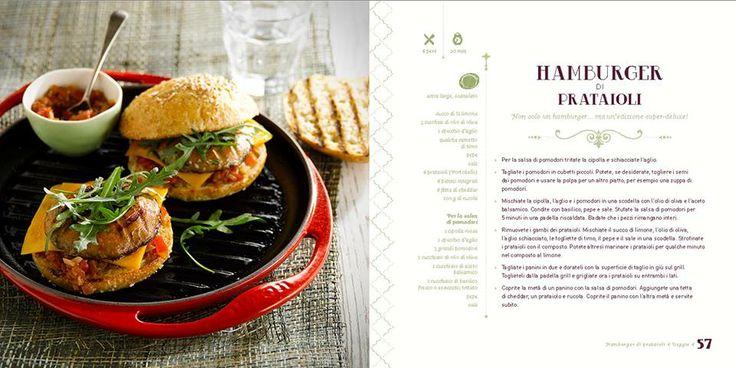 """Una ricetta del nuovo libro di Le Creuset: """"Grill e Bistecchiere - ricette classiche e originali"""" #food #grill @Le Creuset Italia Le Creuset grill rotondo rosso"""