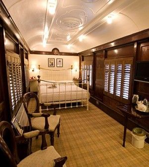 pullman sleeping cars interiors pinterest. Black Bedroom Furniture Sets. Home Design Ideas
