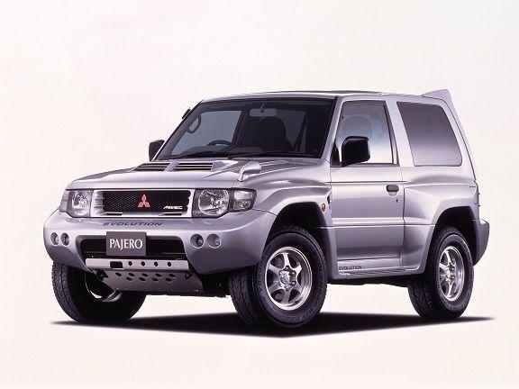 Mitsubishi Pajero Evolution (1997 – 1999).