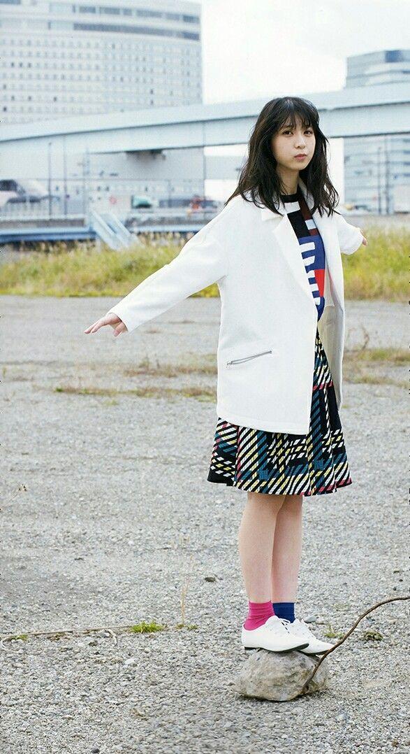 "HKT48 Natsumi Matsuoka ""Somewhere Outside Tokyo"" on UTB Magazine"