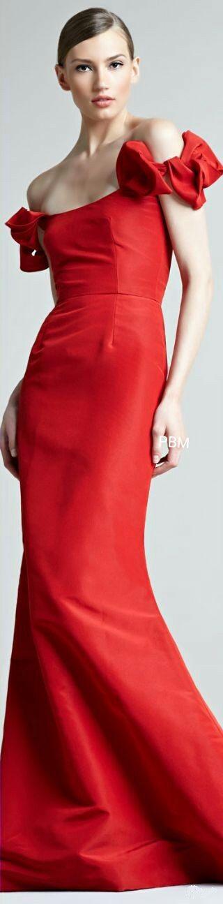 Oscar De La Renta Woman Off-the-shoulder Silk-faille Gown Magenta Size 6 Oscar De La Renta Nf86lXTJA