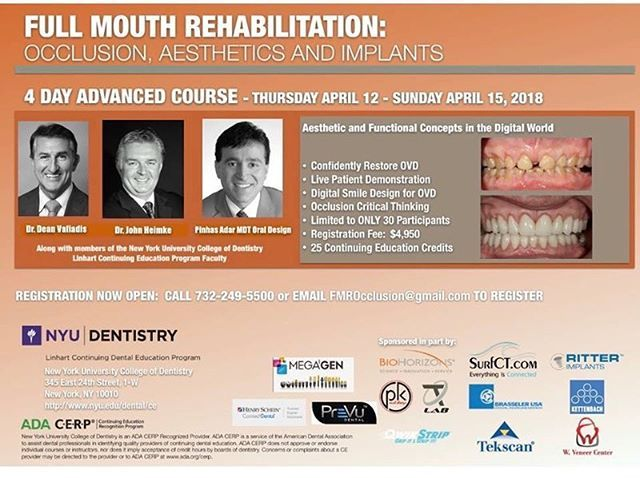 Only 2 Spots Left Sign Up Today And Learn Everything You Need To Know About Full Mouth Rehabilitation April 12 1 Critical Thinking Success Academy Smile Design