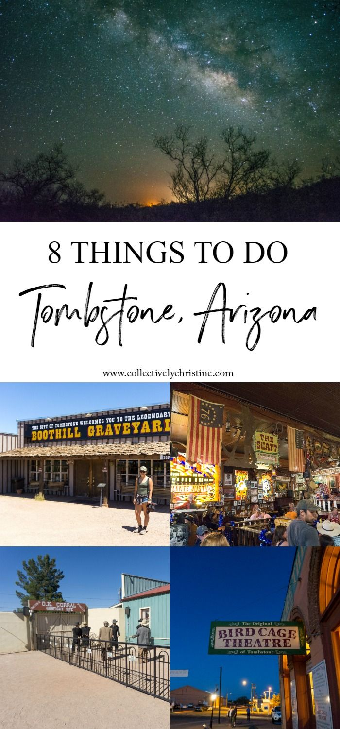 Things to do in Tombstone, AZ with limited time. Read more about my 48 hours in Tombstone.