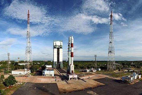 Another milestone achieved by ISRO - Indian Space Research Organisation in weather forecasting, with the launch of #PSLVC35 carrying eight satellites. It is a proud moment. Congratulations to the entire team. #harsimratkaurbadal #akalidal #foodprocessing