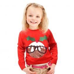 A może na #Święta Piernik? W czerwieni każdemu dziecku będzie do twarzy.  http://swetryswiateczne.pl/pl/