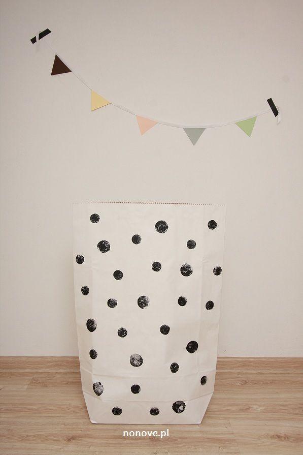 Paper bag #minkjuu #nonove # kidsroom