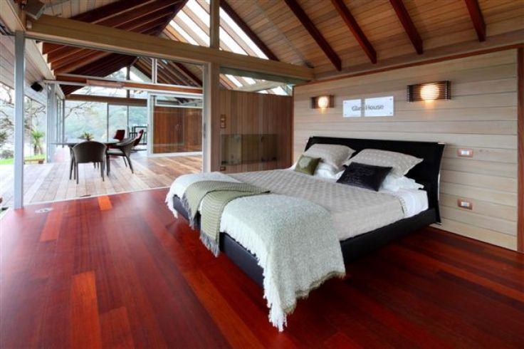 The Glass House, Luxury House in Bay of Islands/Northland, New Zealand