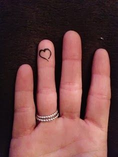60 Lovely Ring Finger Tattoos For Couples#http://pinterest.com/parveensindhar/tattoo-how-com/