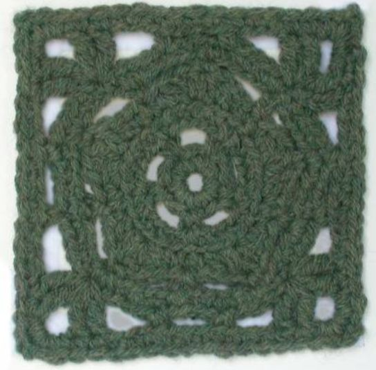 709 besten CRAFTS:GRANNY SQ+JOINING(OLD) Bilder auf Pinterest ...