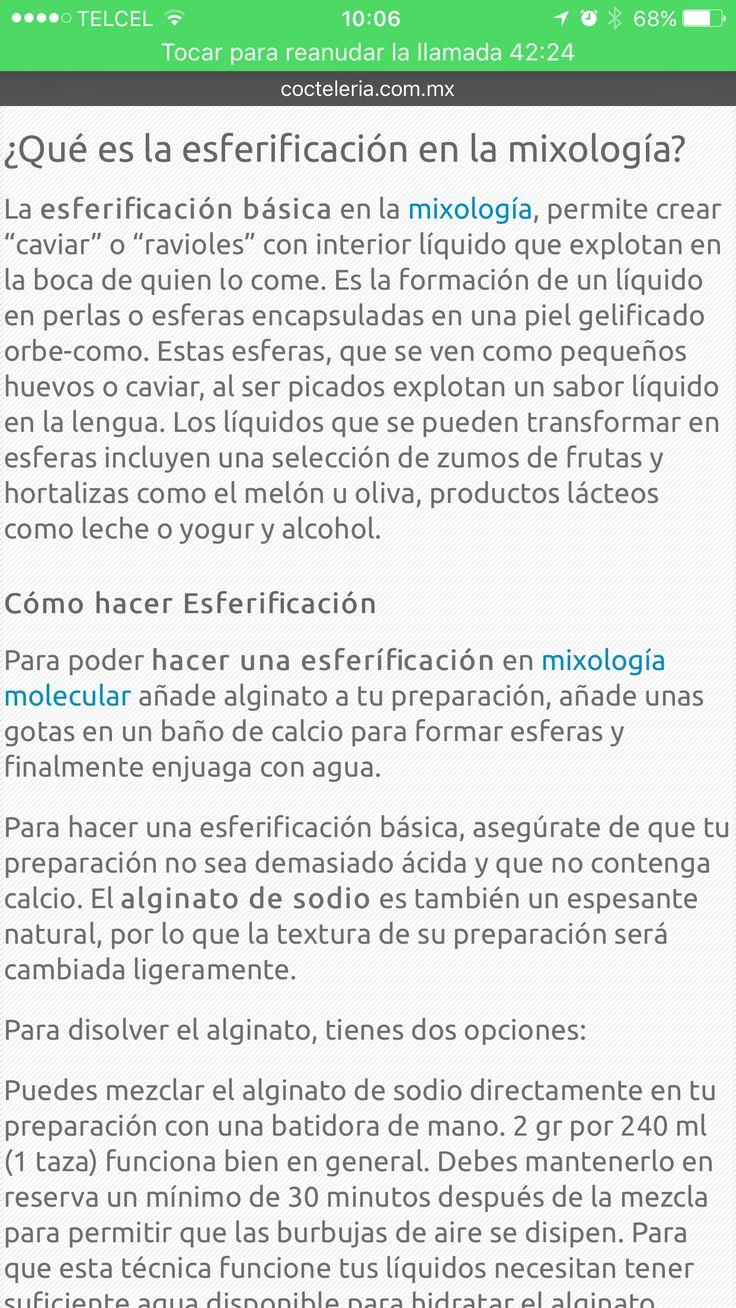 Fantástico Reanudar Habilidades Transferibles De Coctelería Molde ...