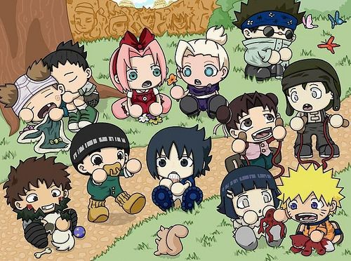 Chibi Baby Naruto Characters    Like, share http://www.celebritybabyclothes.com/