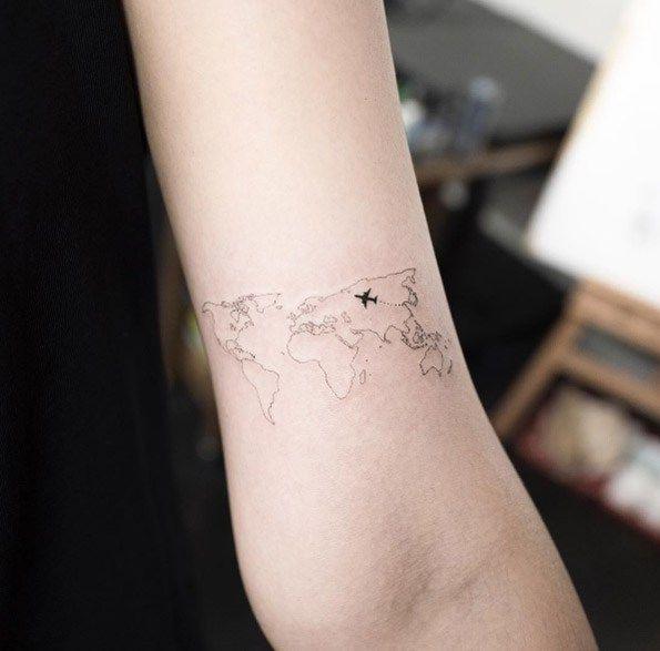 60 schönsten Tattoos Ideen und Inspiration für Frauen