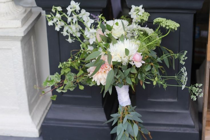 Wild and rustic wedding bouquet  http://wanakaweddingflowers.co.nz/