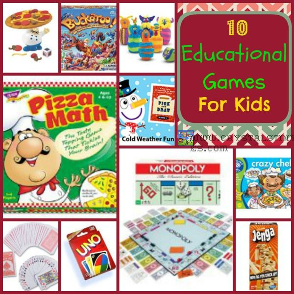 Top 10 Educational games for kids - Crystal's Tiny Treasures