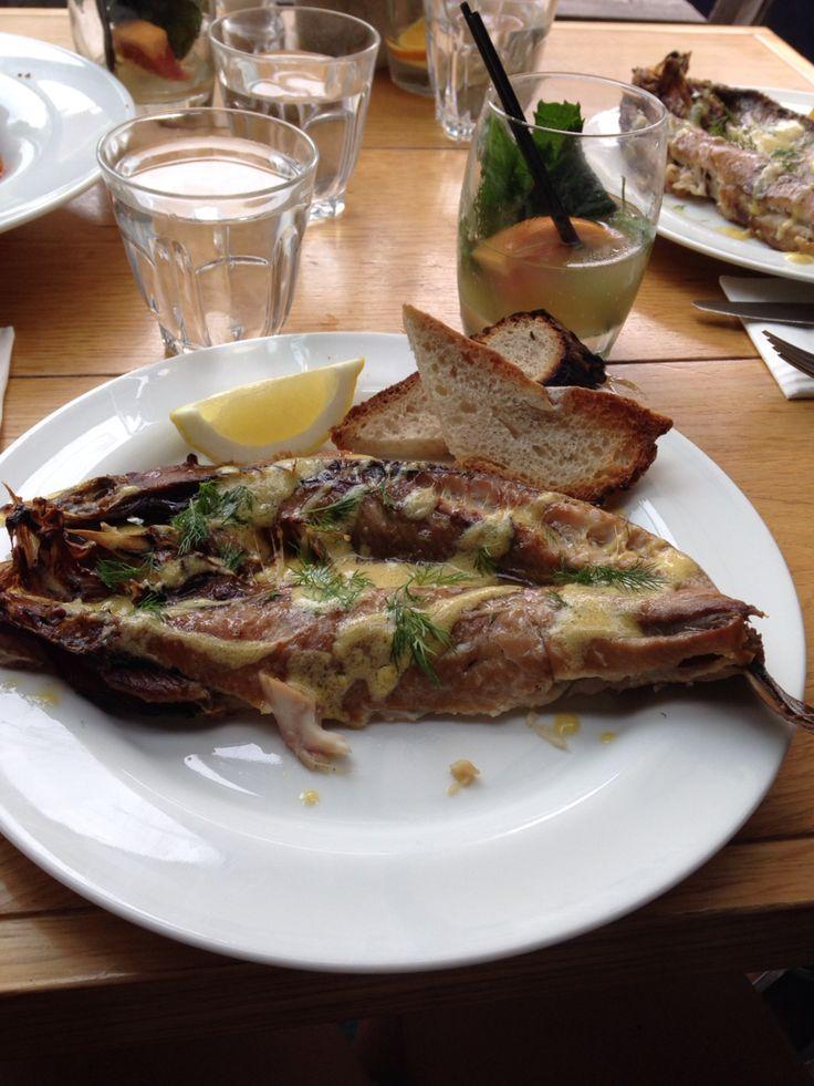 Fresh delicious kippers #breakfast #kippers #fish