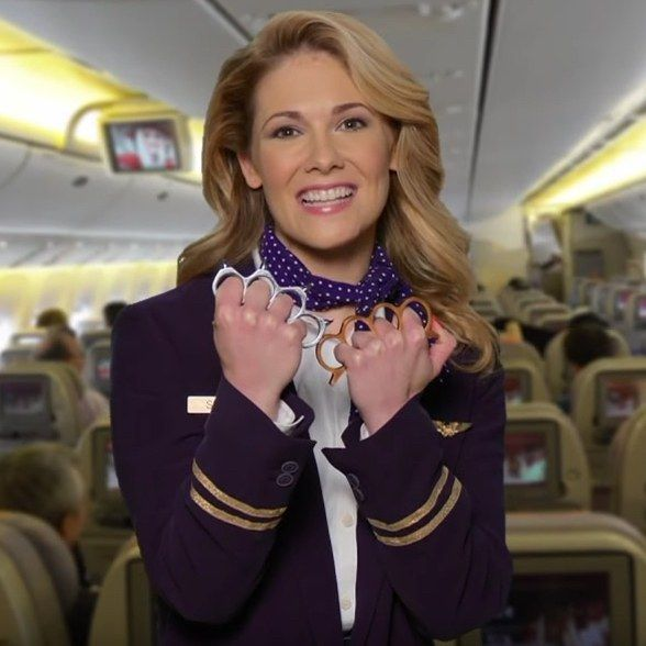 United Airlines Is Not Gonna Love Jimmy Kimmel's New Commercial for United Airlines | GQ