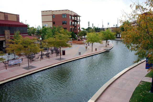 Historic Arkansas Riverwalk of Pueblo, Colorado