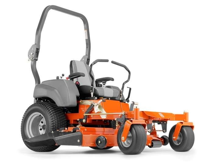 "Husqvarna M-ZT 61"" Briggs & Stratton Zero Turn Lawn Mower Review - http://sleequipment.com/news/husqvarna-m-zt-61-zero-turn-lawn-mower-review/"