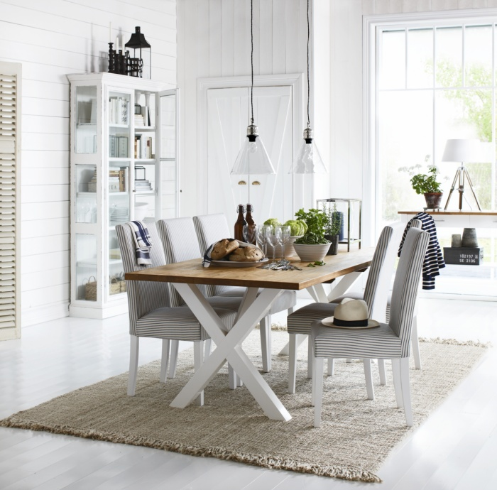 Mio - Westwood matbord stolar Sandö white | Kitchen