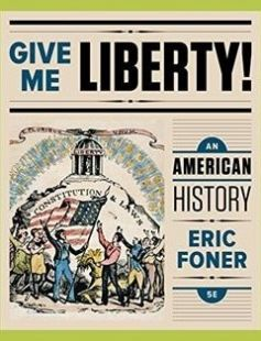 Best 25 eric foner ideas on pinterest british books oscar give me liberty an american history free download by eric foner isbn 9780393283167 with fandeluxe PDF
