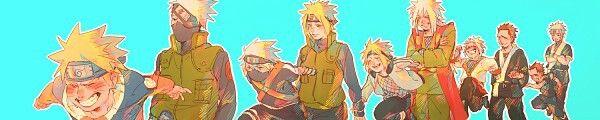 Teachers, students, sensei, Naruto, Kakashi, Minato, Jiraiya, Sarutobi Hiruzen, Tobirama, Third Hokage, Second Hokage, Fourth Hokage, time lapse, different ages, timeline; Naruto