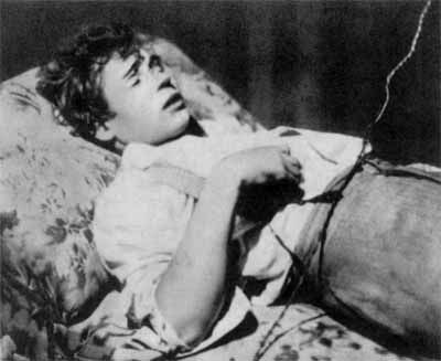 """Sergei Yesenin after his death in the Hotel Angleterre, 1925. Sergei committed suicide by hanging himself. He left behind his final poem, """"Goodbye, my friend, Goodbye!"""""""