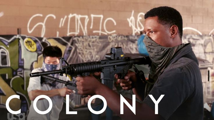 Colony | Tory Kittles – Behind the Scenes Interview