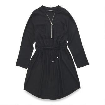 lily morgan Women's Solid Shirt Dress $22.00