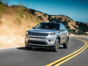 Jeep Compass Bookings In 3 Days Is Quite Impressive