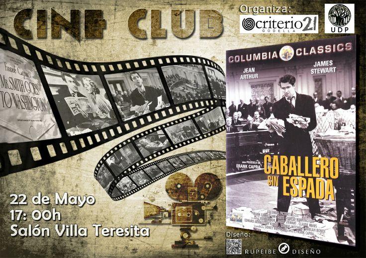 Cine Club. Criterio 21.