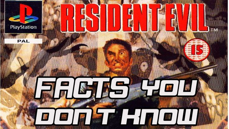 9 Resident Evil Facts You Probably Didn't Know (Re-upload)