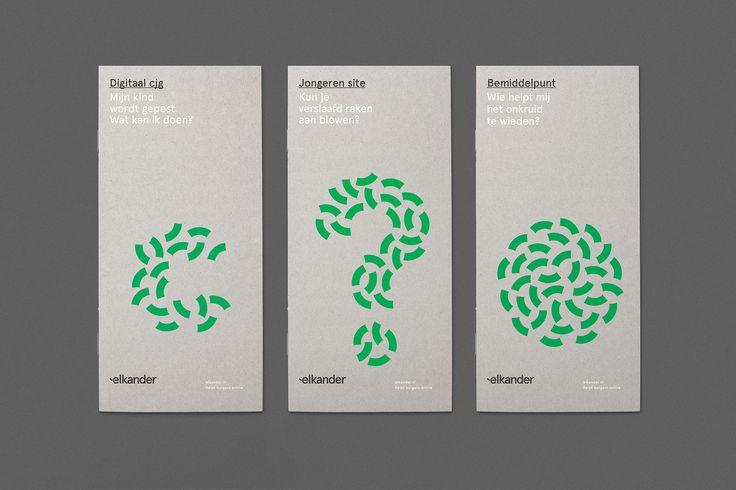 Buro Reng werd gevraagd een nieuwe bedrijfsnaam te ontwikkelen en een visuele identiteit te ontwerpen.