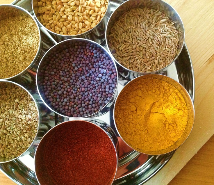 Spices Of India  #spices #India #food