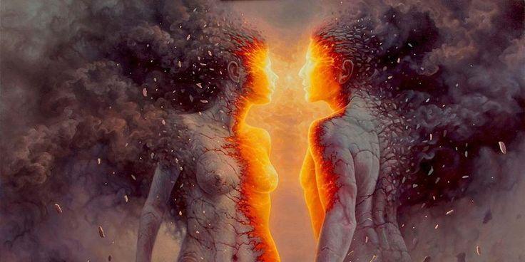 Art by: Tomasz Alen Kopera 7signes que vous avez probablement trouvé votre âme sœur Il suffit de prononcer le mot «âme sœur» pour voir aussitôt certaines personnes écarquiller les yeux. L'idée qu'il existe un être magique, juste pour vous, dont vous allez tomber amoureux instantanément et qui ne vous contredira jamais est une illusion. La… En lire plus »