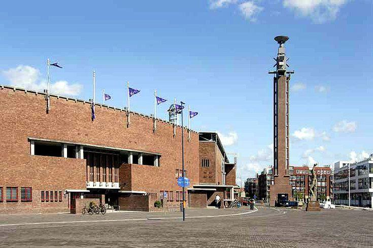Olympisch Stadion 1927 by Jan Wils - Amsterdamse School