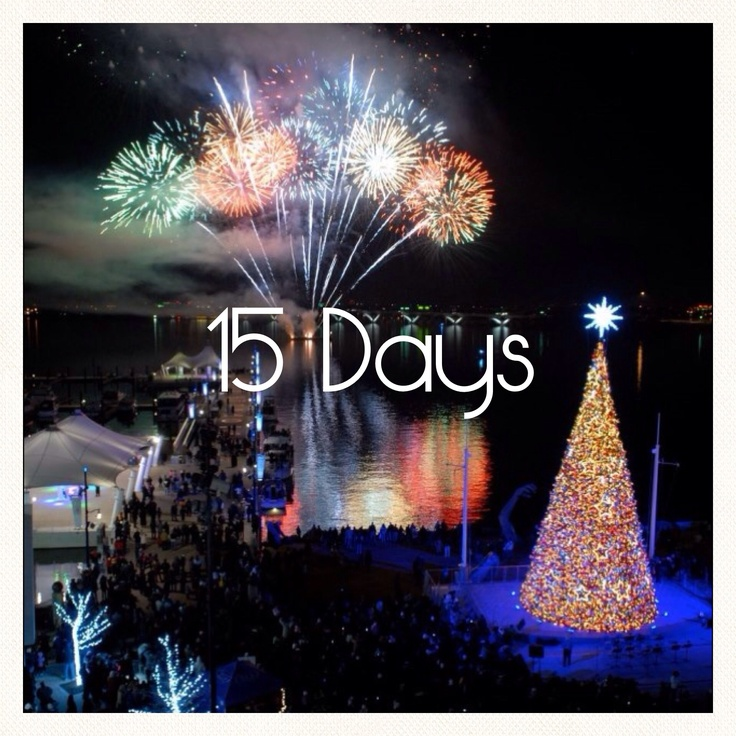 15 Days, 11 hours & 42 minutes until Christmas