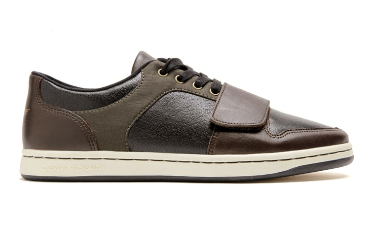 favorite men's shoe line..  CESARIO LO CHOCOLATE BROWN BLACK by Creative Rec