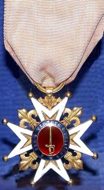 French Order of Military Merit. In 1791, during the French Revolution, the Orders of St. Louis and Military Merit were merged into the single Décoration Militaire. In 1792, after the proclamation of the Republic the Décoration Militaire was abolished. King Louis XVIII continued to make awards of the order while in exile.
