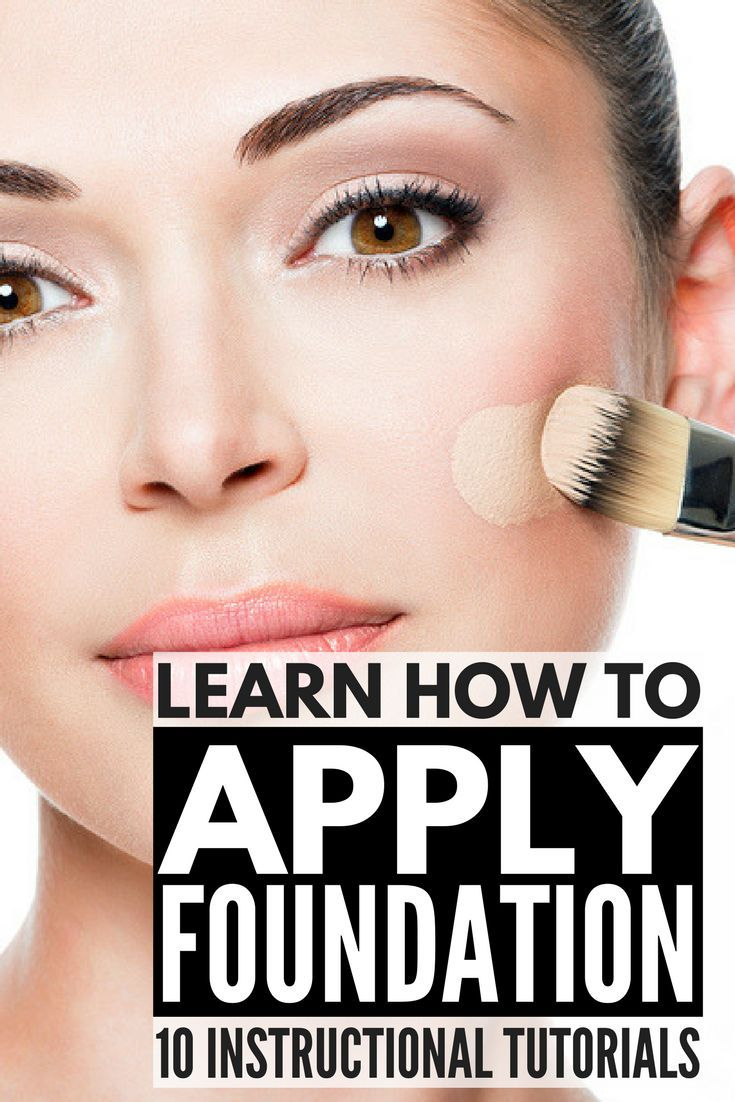 25+ Best Ideas About Applying Foundation On Pinterest